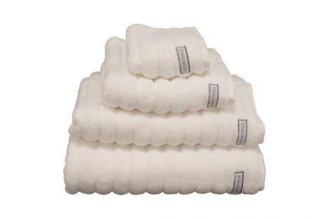 Staalnacke Core håndkle 50x100 Optical white