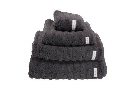 Staalnacke Core håndkle 30x50 Dark grey
