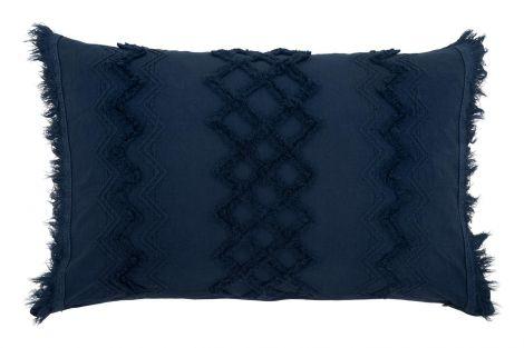 Staalnacke Malca putetrekk 40x60 Deep blue