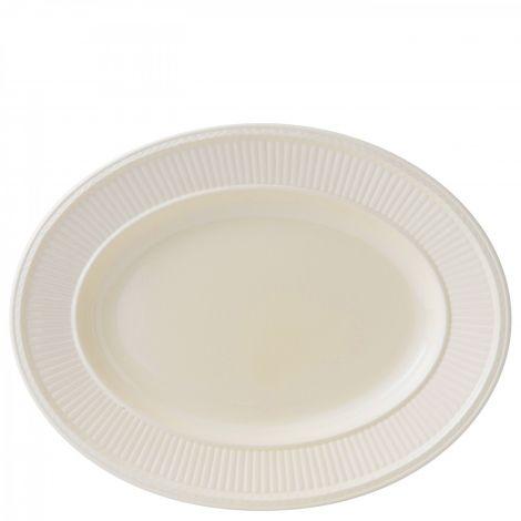 Wedgwood Edme Oval Dish 35cm. Levering juni -21.