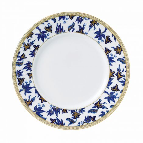 Wedgwood Hibiscus Plate Floral 23 cm