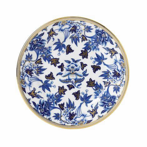 Wedgwood Hibiscus Plate Floral 20 cm