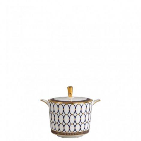 Wedgwood Renaissance Gold Sugar Box