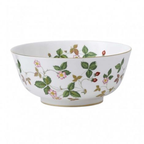 Wedgwood W Strawberry Salat Bowl 25.3cm