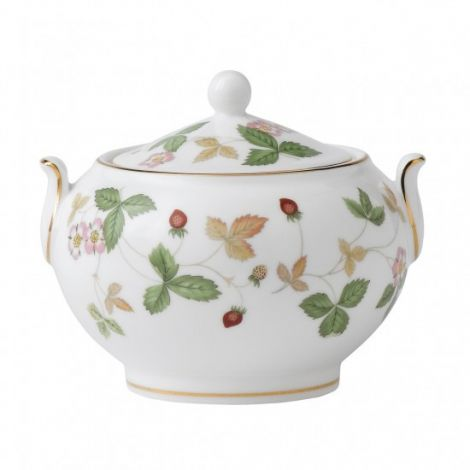 Wedgwood W Strawberry Sugar 7cm