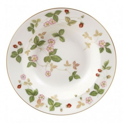 Wedgwood Wild Strawberry Suppe Plate 20cm