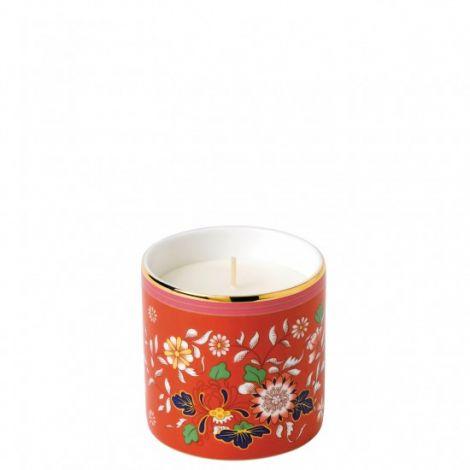 Wedgwood Wonderlust Crimson Jewel Scented Candle