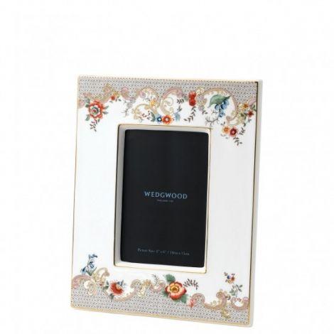 Wedgwood Wonderlust Rococo Flowers fotoramme