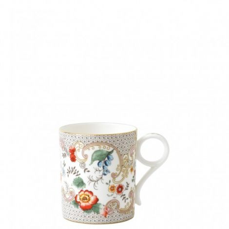Wedgwood Wonderlust Rococo Flowers Mug Small Boxed