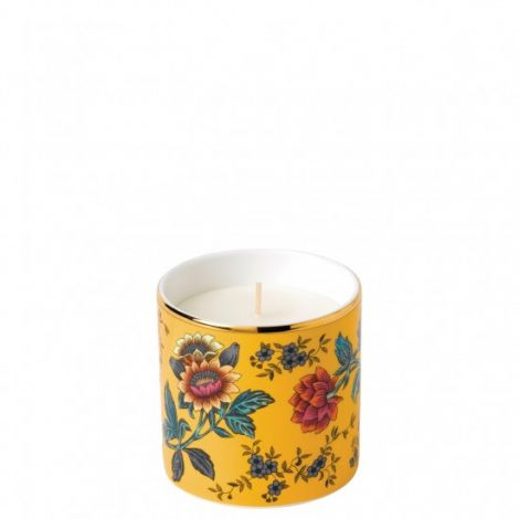 Wedgwood Wonderlust Yellow Tonquin Scented Candle