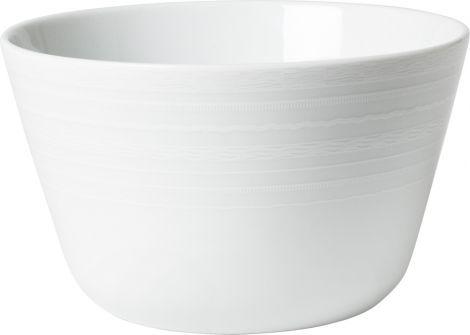 Wik & Walsøe Whitewood serveringsbolle 17cm