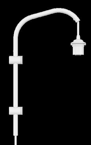 Umage Willow Mini vegghenger hvit H 50 cm