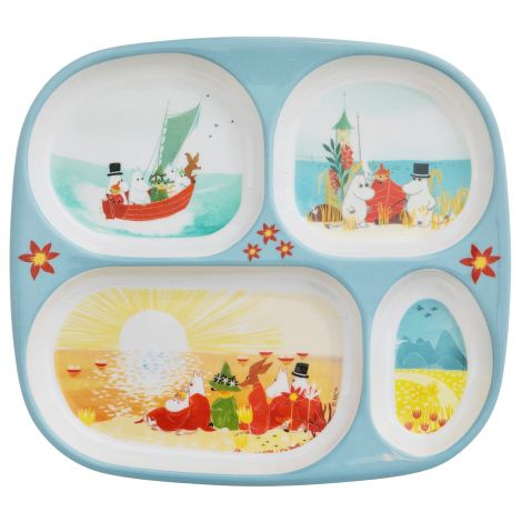 Right Start Mummy Board / Plate Family (Our Sea)