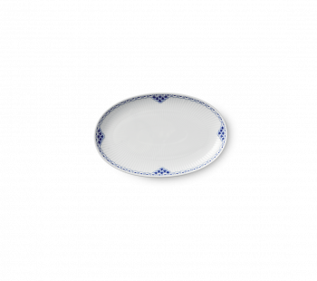 Royal Copenhagen Princess Oval Asjett 23cm