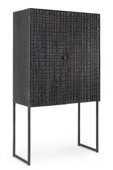 Bizzotto Dorset Skap 90x40x160 cm Kommer 06/21