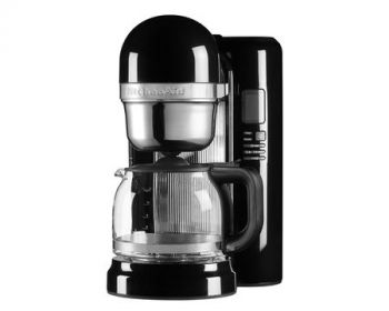 KitchenAid One Touch kaffemaskin svart 12