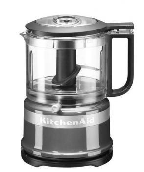 KitchenAid Mini Food Processor Silver