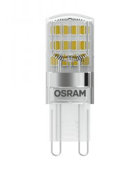 Osram Lyspære LED Pin G9 20, klar