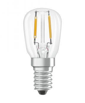 Osram Lyspære LED Mini, T26 10 E14, klar