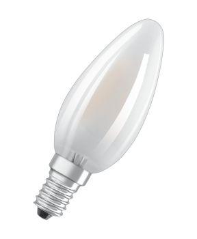 Osram Lyspære LED B15 E14, matt, Mignon
