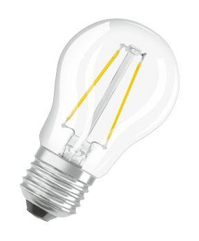 Osram Lyspære LED P15 E27, klar, Krone