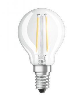 Osram Lyspære LED 1P5 E14, klar, Illum