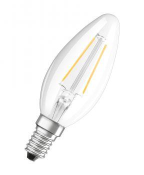Osram Lyspære LED B15 E14, klar, Mignon