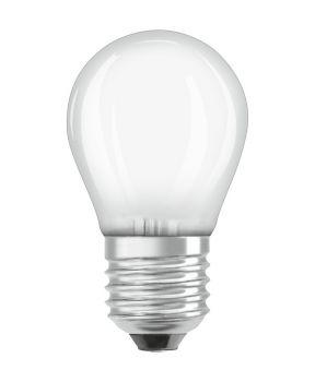 Osram Lyspære LED P40 E27, matt, DIM, Krone