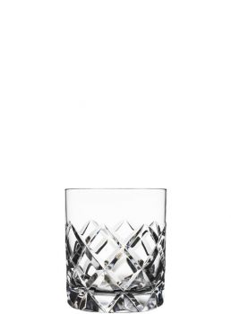 Orrefors Sofiero gammeldags whisky 25 cl