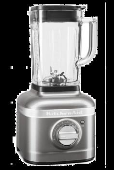 KitchenAid Artisan K400 Blender Medallion Silver - 1,4 liter. Levering i slutten av april.