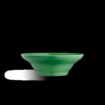 Kähler Ursula Dyp tallerken Grønn Ø20 cm