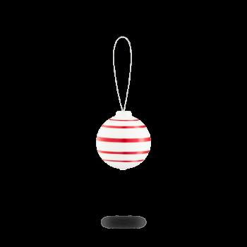 Kähler Omaggio Christmas Ball Red