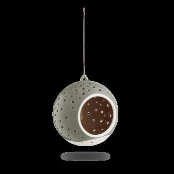 Kähler Nobili Vindusoppheng Olivengrønn Ø12 cm