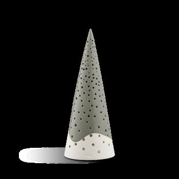 Kähler Nobili Telyslykt Olivengrønn H30 cm