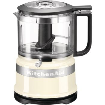 KitchenAid Mini Food Processor Cream