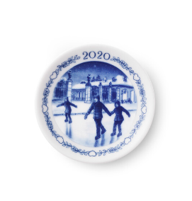 Royal Copenhagen Samlekolleksjon 2020 Plakett