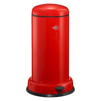 Wesco Pedalbøtte Baseboy 20 L Rød