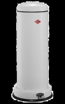 Wesco Baseboy Big Pedalbøtte Hvit - 30 liter