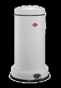 Wesco Baseboy Pedalbøtte Hvit - 20 liter