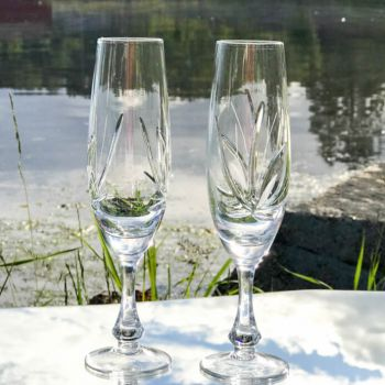 Neman Champagneglass Nordic Rose