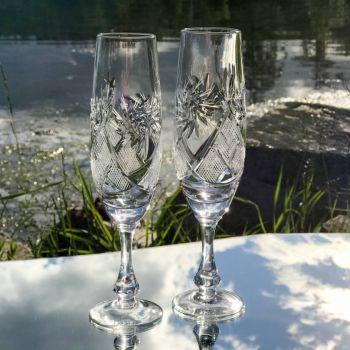 Neman Champagneglass Nordic Star