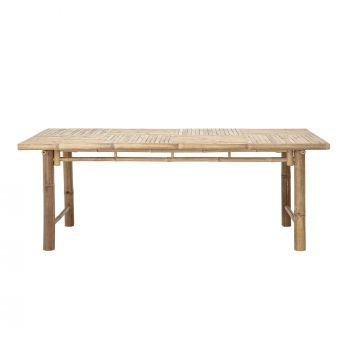 Bloomingville Sole spisebord, naturlig bambus