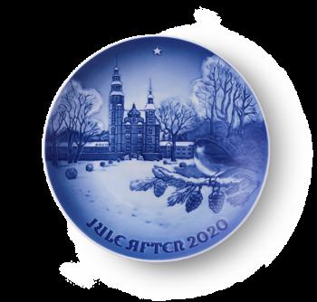 Royal Copenhagen Samlekolleksjon 2020 Juleplatte