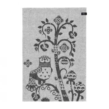 Iittala Taika kjøkkenhåndkle 47x70cm grå