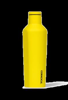 Corkcicle Neon Termoflaske Neon Gul ~0.5 L