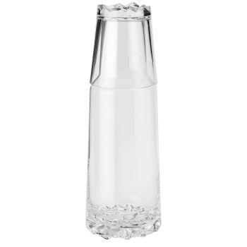 Stelton Glacier Karaffel inkl 6 glass