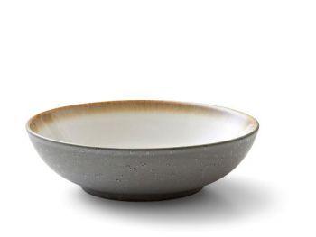 Bitz Salatskål dia.24cm grå/krem