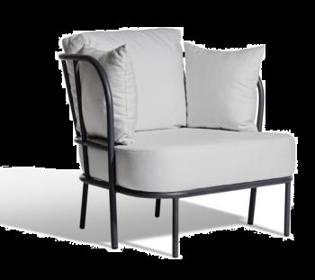 Skargaarden Saltö Lounge Chair Flere valg