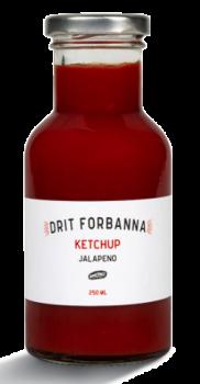 Drit Forbanna Jalapeno Ketchup