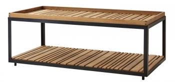 Cane-line Level sofabord rektangulær